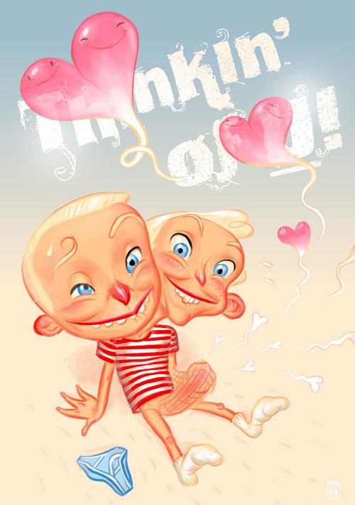 faye valentine pov. valentine day greetings