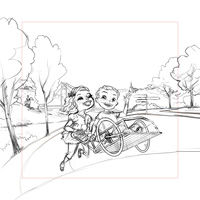 Kiuruvesi - Final Sketch 02