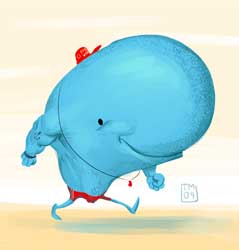 Lifeguard Whale