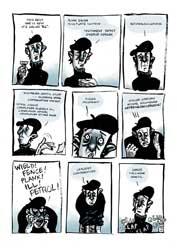 Poet Comic