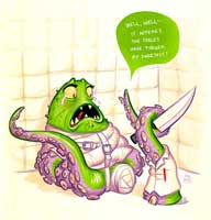 Revenge of the Tentacle