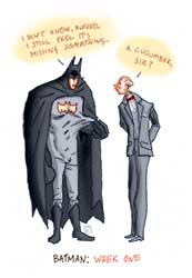 Unsexy Batman