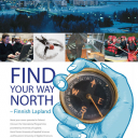 Study in Finnish Lapland Campaign: Magazine Ad